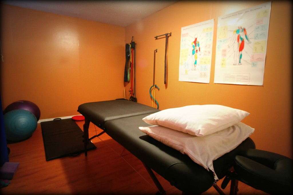 What is the Therapeutic Exercise Room
