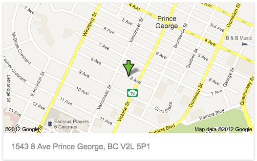 Sports Massage Therapy Prince George