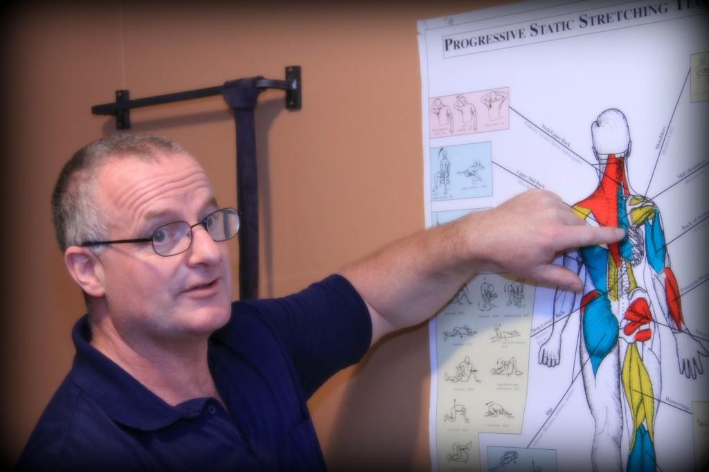 Tony Tomra Teaching